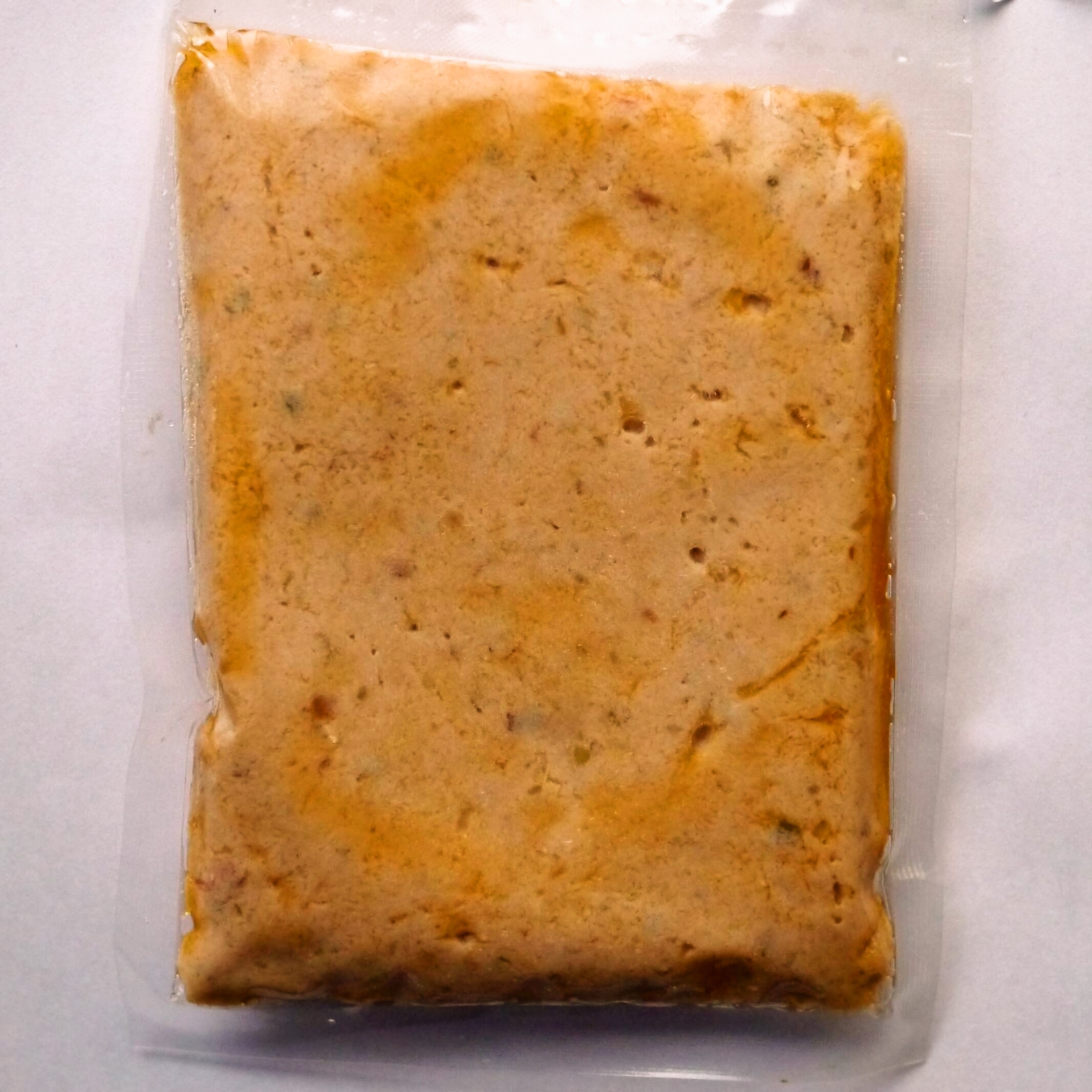 スモークサーモンとクリームチーズのリエット