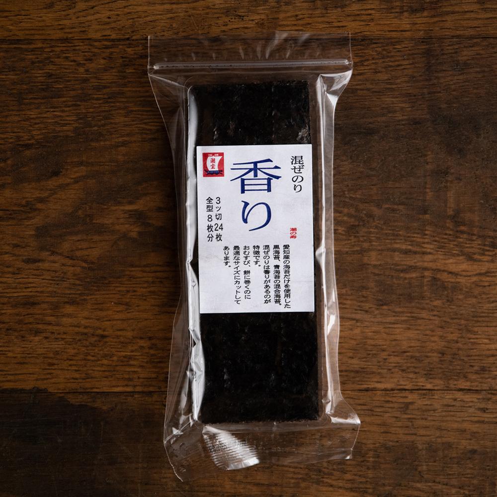 混ぜのり 香り(3ツ切)