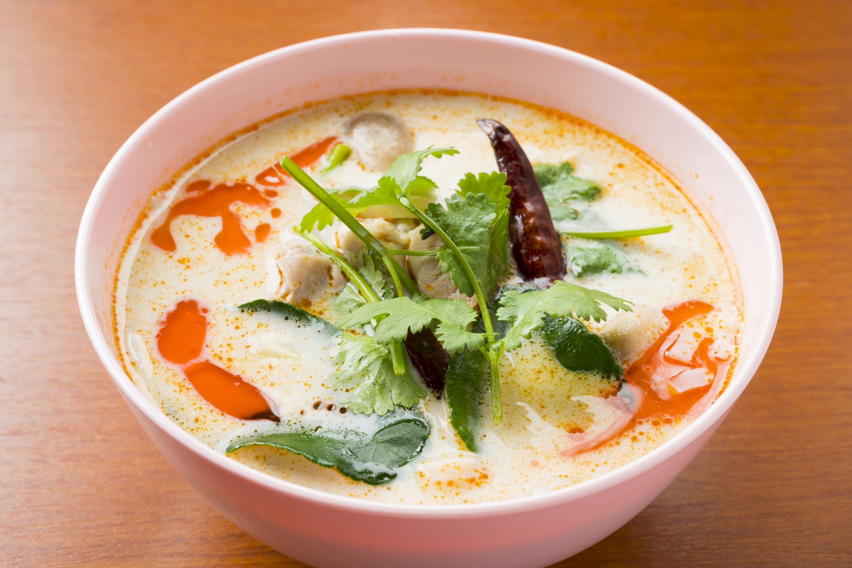 ココナッツ ミルク スープ
