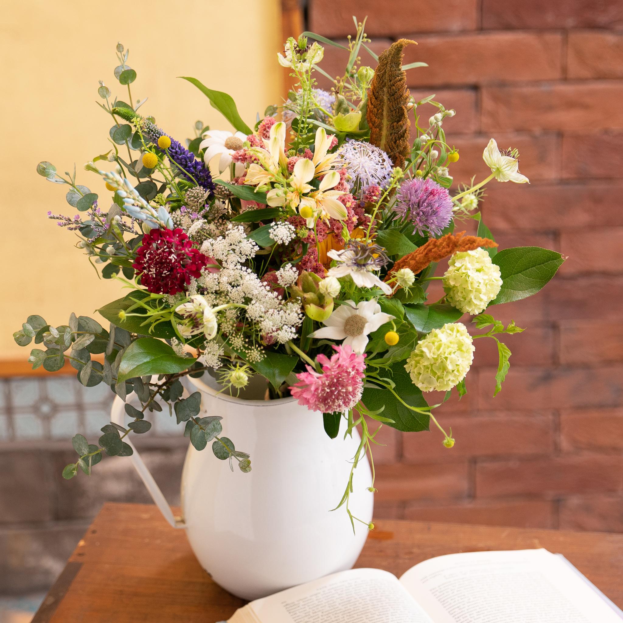 お花がある暮らしをプレゼントしませんか