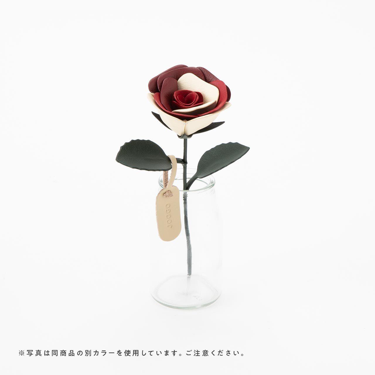 デザインは『バラ』をモチーフにしています。