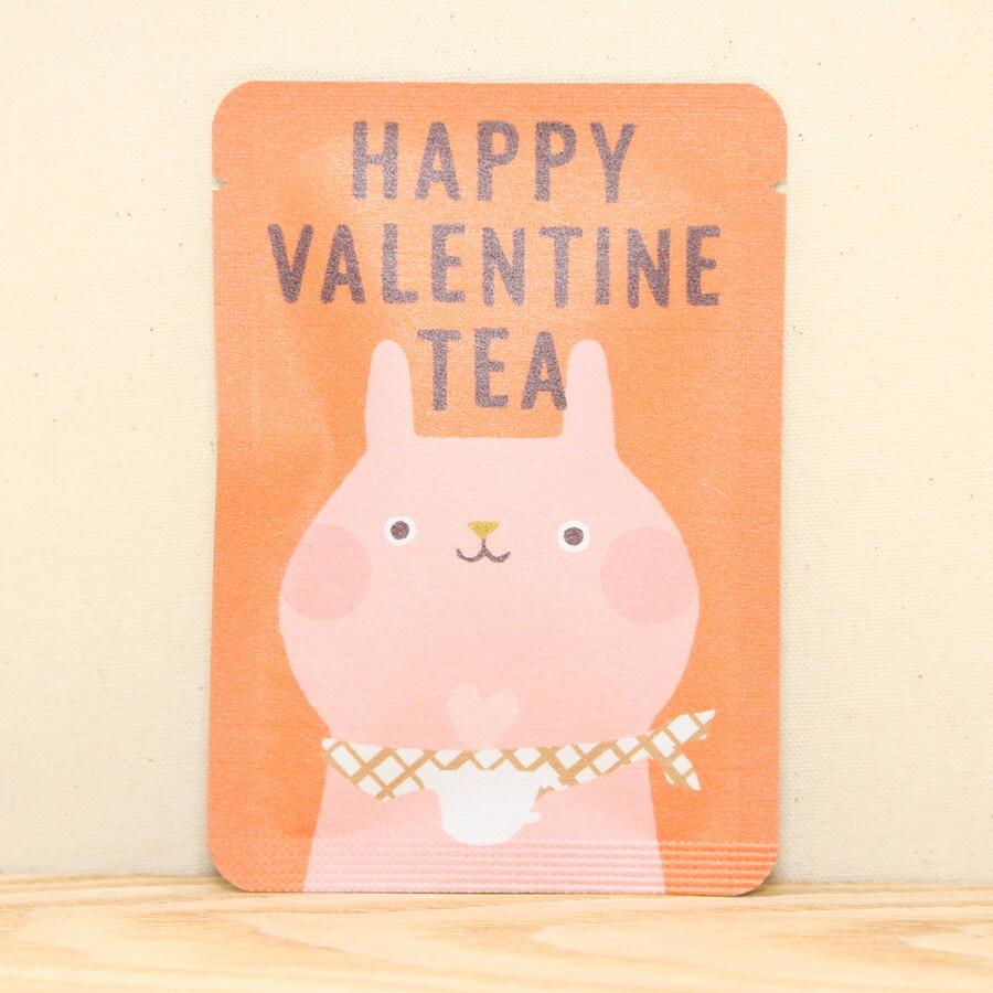 [A]うさぎさん HAPPY VALENTINE TEA