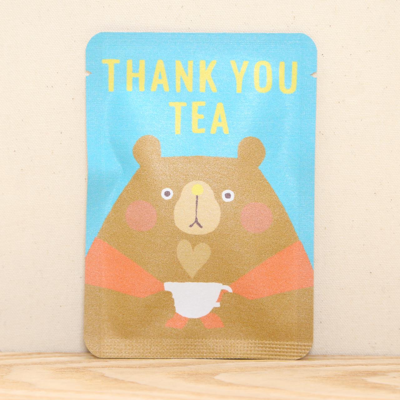 [A]クマさん THANK YOU TEA