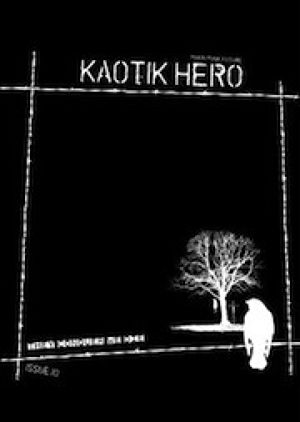 KAOTIK HERO issue.10  zine