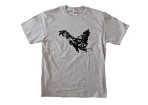 Tawan Wattuya【BLINDED】Official T-shirt(rooster)/オフィシャル限定Tシャツ