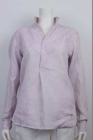 WEEKEND Canclini リネンシャンブレー for Ladies 品番:271518 col.71 Lilac