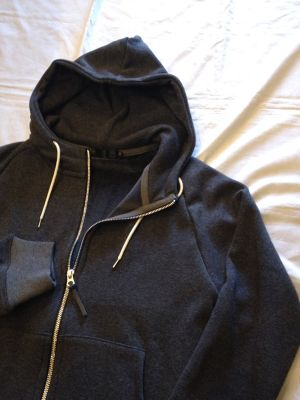 Raised Fabric Warm Zip Parka(Re made in tokyo japan)