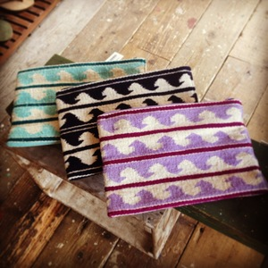 SALE!!20%OFF    WAVE CLUTCH【AVALON】(アバロン)