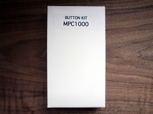 MPC1000  Black Button Set