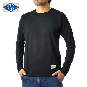015005007(MINI-URAKE L/S)BLACK