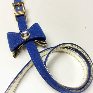 ribbon lead blue