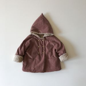sale 10%off! kobito coat : smoky pink (110,120)