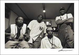 Reproduction Poster_A Tribe Called Quest