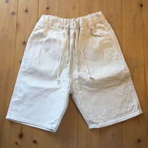 "Nigel Cabourn""GYM SHORTS(12oz denim)"""