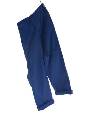 orslow FRENCH WORKPANTS (ink blue)