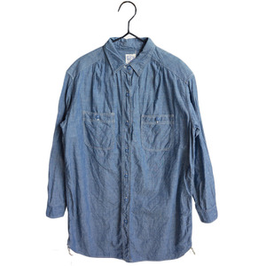 orslow LONG CHAMBRAY SHIRTS 00-9505-84
