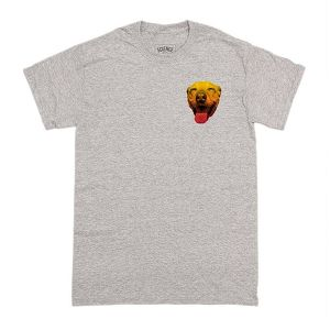 """Stoked Dog"" Tee Shirt - Chris Morgan."