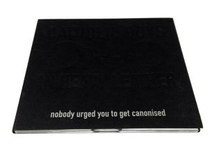 [USED] Catholic Boys In Heavy Leather - Nobody Urged You To Get Canonised (2007)
