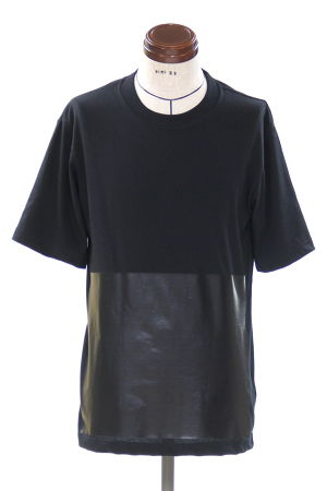 Rubber Lower Half Part T-shirt