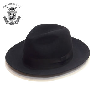 Edo Hat / Wide Brim Felt Hat