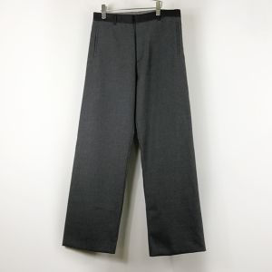 "DISCOVERED WIDE PANTS ""GRY×BLK"""