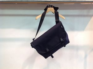 "bagjack""little jack messenger black"""