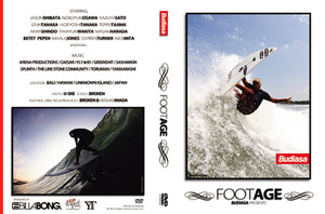 DVD「Budiasa presents FOOTAGE」
