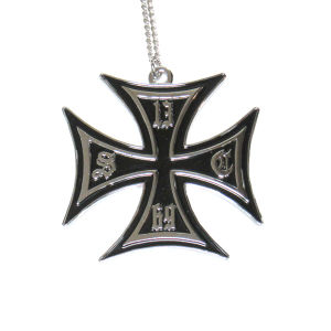Show Class IRON CROSS Necklace