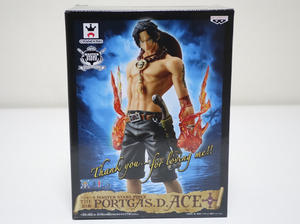 ワンピース MASTER STARS PIECE THE PORTGAS.D.ACE