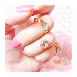 mimi plate ring