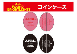 ALL FOUND BRIGHTLIGHTS コインケース