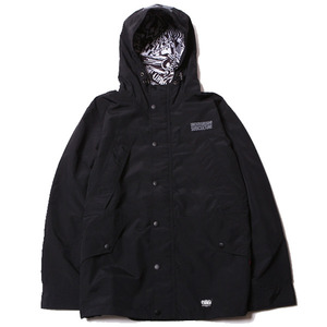 "RUDIE'S / ルーディーズ | 【SALE!!!  20%OFF】 "" EXTREME MOUNTAIN PARKA "" Black"