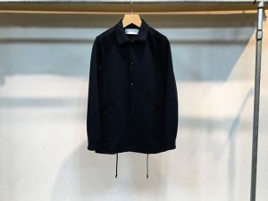 """CURLY""""DUAL GROUND JACKET NAVY"""""""