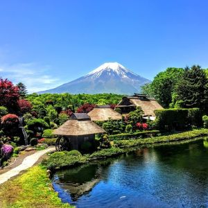 【 20%OFF Last Minute Sale !! 】 FULL DAY MT. FUJI TOUR *Lunch Included