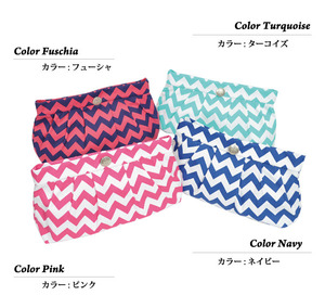 SALE!40%OFF  ginger and sprout   CHEVRON CLUTCH BAG(クラッチバッグ)