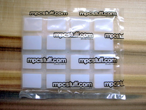 MPC1000 Extra Sensitive Thick Fat Pad (Clear)