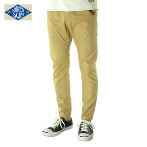 017007004(FLEXIBLE EDGED PANTS)BEIGE