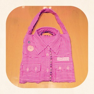 Remake Shirt Bag