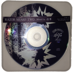 "将軍MIXCD""RAZOR SHARP TWO""(fuid-Nagoya FNMC-01)"