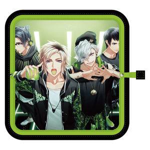 DYNAMIC CHORD ゲームポーチ apple-polisher