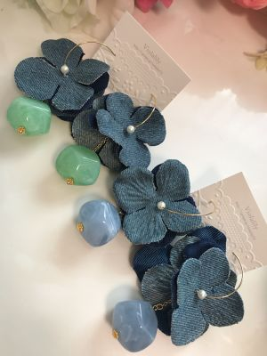 Denim flower♡数量限定