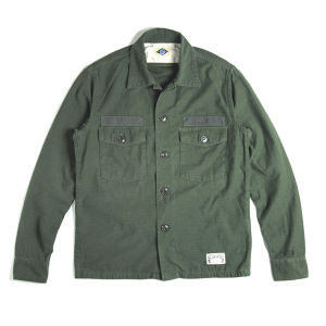 016003003(MILITARY SHIRTS)OLIVE