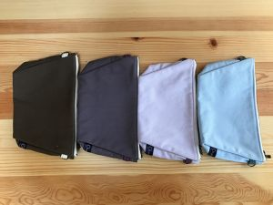 boat pouch(ラベンダー色)