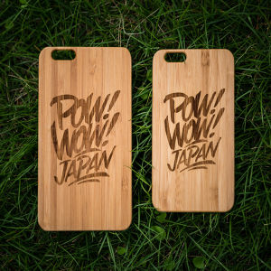 POW! WOW! JAPAN iPhone 6 Case