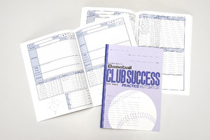 野球練習編 CLUB SUCCESS® PRACTICEノート