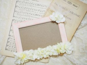 paint photo frame ①