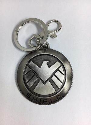 Marvel Agents of S.H.I.E.L.D キーホルダー