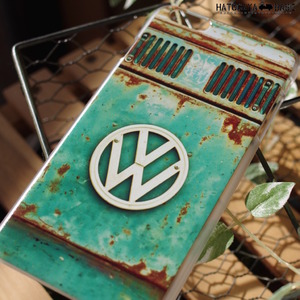 iPhone6Plus / iPhone6s Plusケース [I6PRVL01] RUSTY VW Late BUS
