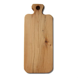 Reclaimed Wood Cutting Board with hole