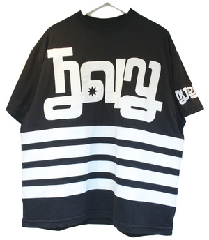KTZ HOLY MEDIUM T-SHIRT ホーリー ミディアム Tシャツ / BLACK 60%OFF